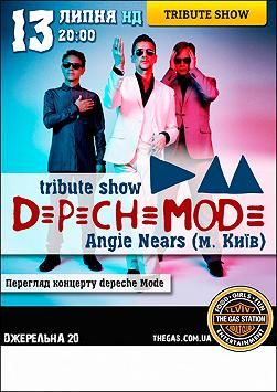 Tribute show Depeche Mode